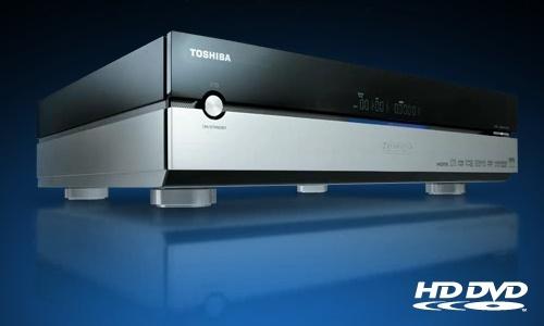 Toshiba HD-XA1standalone hd-dvd-player