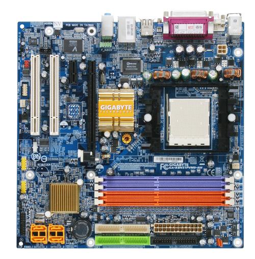 Gigabyte GA-K8N51PVM9-RH-NV