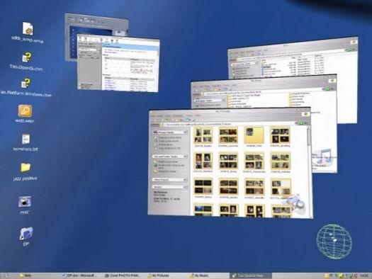 SphereXP screenshot (resized)
