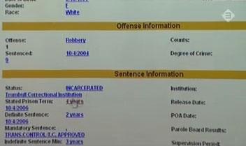 Zembla-uitzending 'Google geheimen' - iWay Enterprise Index resultaten voor Pricilla Dawson