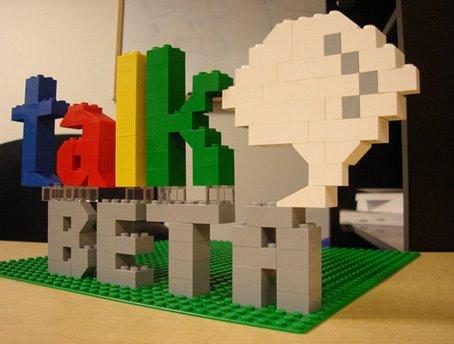 Google Talk logo