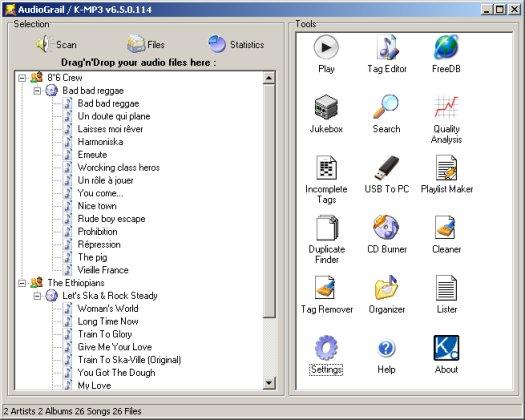 AudioGrail 6.5.0.114