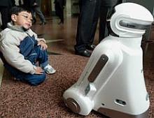 Yujin-robot uit 2004