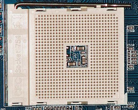 AMD socket 754-startblok