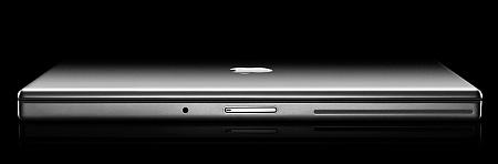 Apple MacBook Pro (vooraanzicht - gesloten)