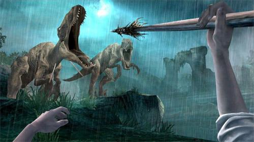 Microsoft Xbox 360 - King Kong-screenshot