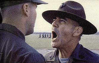 Boot Camp Drill Instructor
