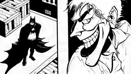 batman hidden joker