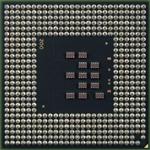 Pinnetjes van Pentium M met Dothan-core