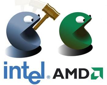 Intel vs AMD ('Intel slaat terug?')