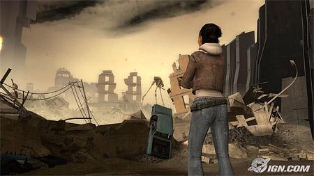 Halfe-Life 2: Episode One screenshot