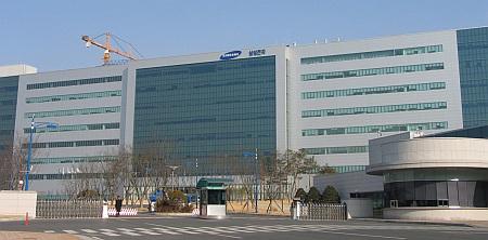 Fabriek S-LCD Corporation in Zuid-Korea (joint-venture Samsung en Sony)