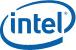 Intel-logo nieuwe stijl