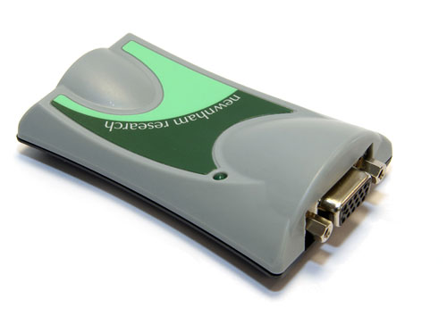 USB naar VGA converter