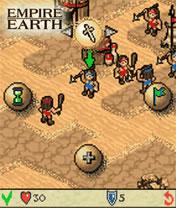 Empire Earth op gsm