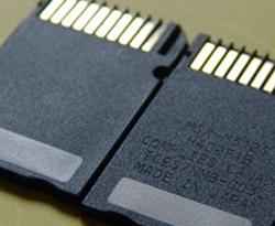 Vervalste Sony Memory Sticks: opdruk versus laser etch