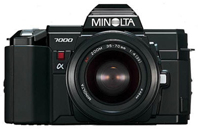 Minolta Alpha-camera
