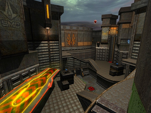 Quake 4 - Double Edged (q4ctf8)