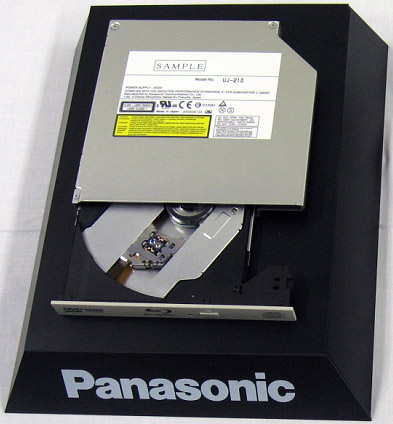 Panasonic Blu-ray-brander