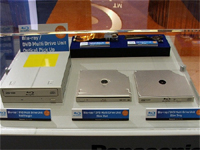 IFA 2005 - Interne Blu-ray-drives van Panasonic (klein)