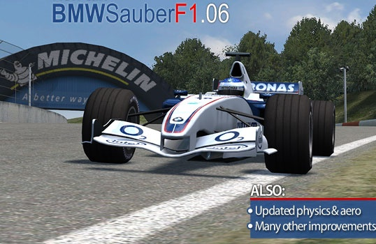 Live For Speed S2 Alpha Version S