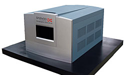 Daewoo holografisch opslagapparaat