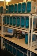 Microsoft Mac Lab - G3's (kleiner)