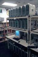 Microsoft Mac Lab - G4's (kleiner)