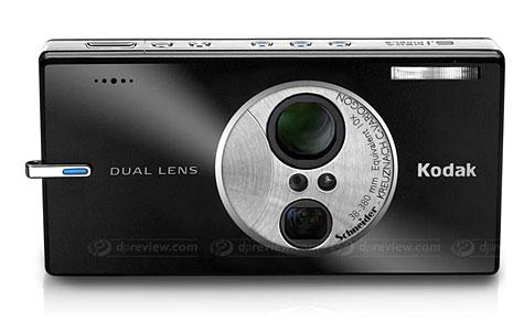 Kodak EasyShare V610 dual lens camera