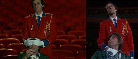 Kentucky Fried Movie bood in 1977 al 'Feel-o-Rama' voor 'enhanced cinema experience'