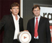 Balkenende en De Mol openen radiodigitaal.nl