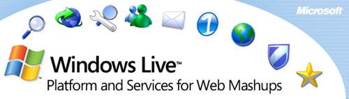 Windows Live Developer Center