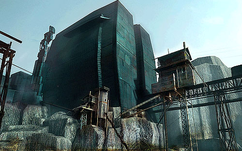 Valve: Half-Life 2 concept art