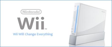 Nintendo Wii - fake concept art