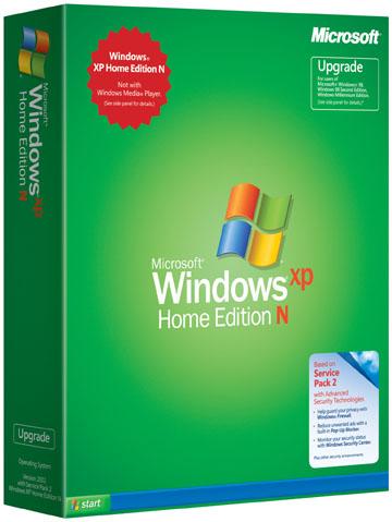 Windows XP N