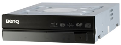 BenQ BW1000 Triple Blu-ray-brander (intern)