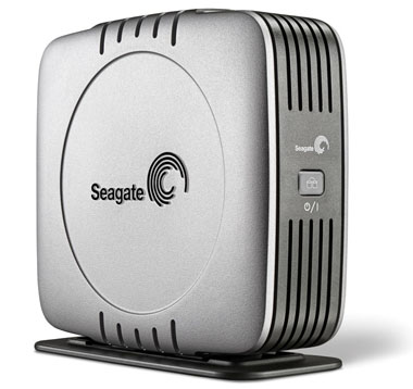 Seagate 750GB Pushbutton Back-up Hard Drive