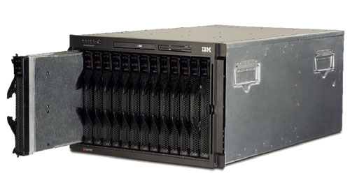 IBM Blade Center Chassis 8677-2xx