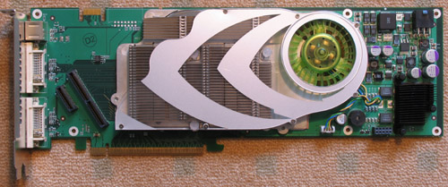 nVidia Quad SLI-review: GX2-kaart