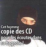 Franse cd-terrorist