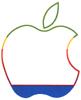 Bijna leeg Apple-logo