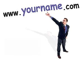 Een domeinnaam registreren