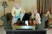 Ouden van dagen met de Wii