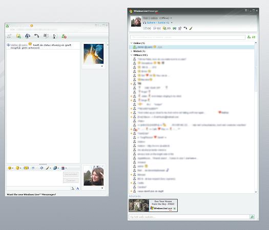 Windows Live Messenger 8.0.0689 beta