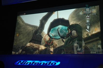 Persconferentie Nintendo E3 - Zelda