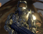 Halo 3-mannetje
