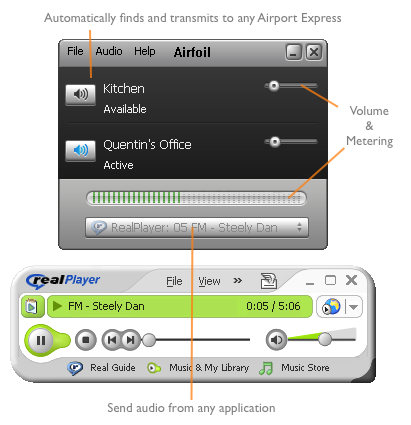 Airfoil For Windows 1.0 public beta