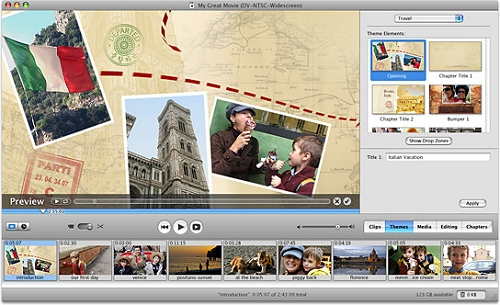 Apple iMovie HD