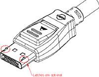 DisplayPort tekening