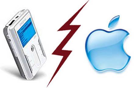 Creative vs Apple
